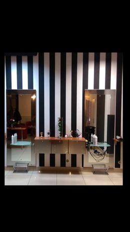Lustra fryzjerskie