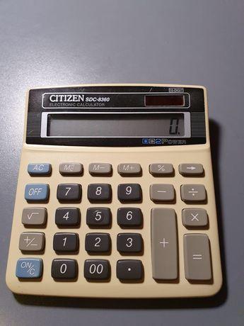 Kalkulator Citzten SDC 8360