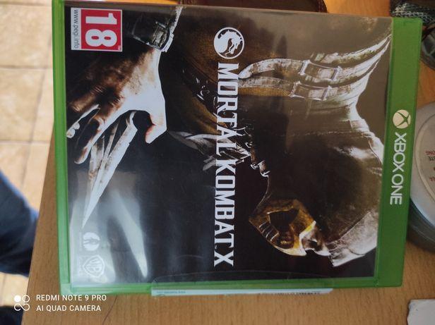 Mortal Kombat X na Xbox one