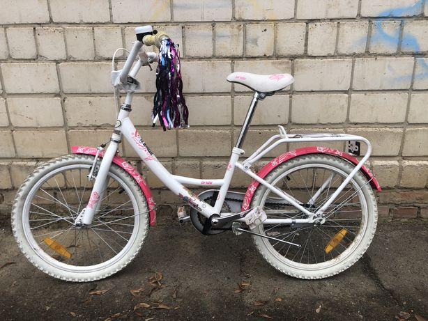 детский велосипед pride sandy 20