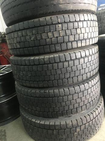 215/75R17.5. Dunlop ведучий в гароому стані