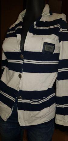 Пиджак на мальчика Dolce & Gabbana DG трикотажный стильный 9 -11 лет