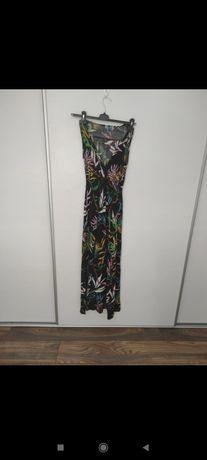 Sukienka długa kobieca