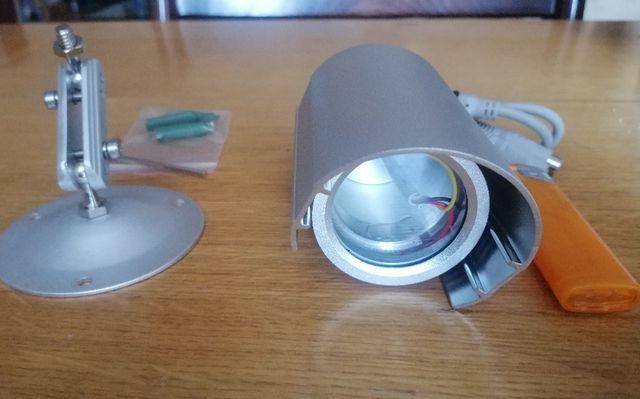 Nowa metalowa obudowa do kamery / atrapa kamery