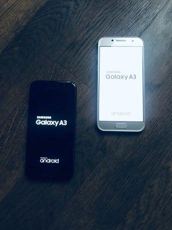 Samsung A320FL A3 2017 Bez Blokad ! IDEALNY STAN! Black i Gold