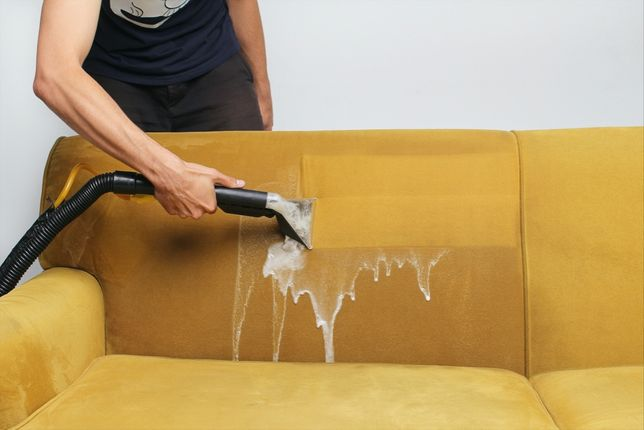 Химчистка дивана, ковра, чистка ковролина в офисе и на дому. Гарантия