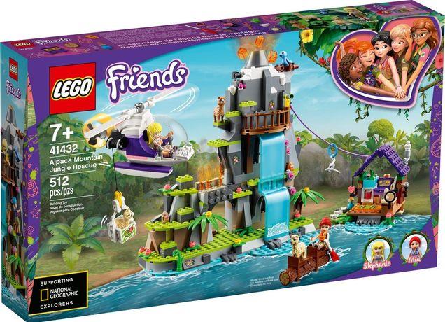 Lego Friends 41432 Na ratunek Alpakom Wys24