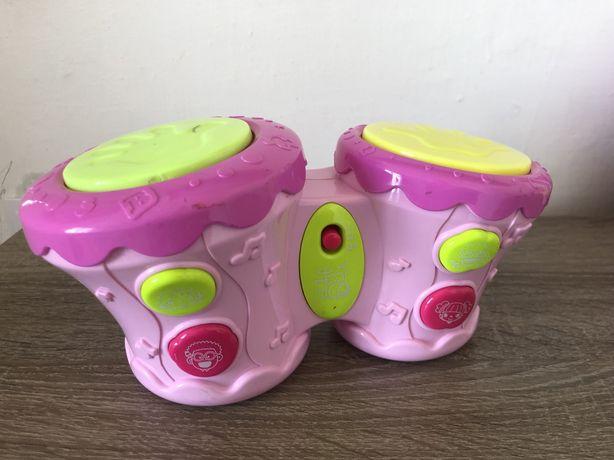Музикальная игрушка барабани