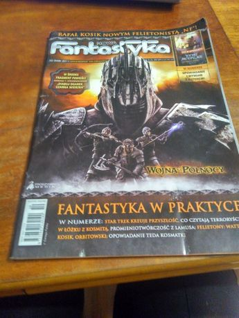 Czasopismo fantastyka 2011r
