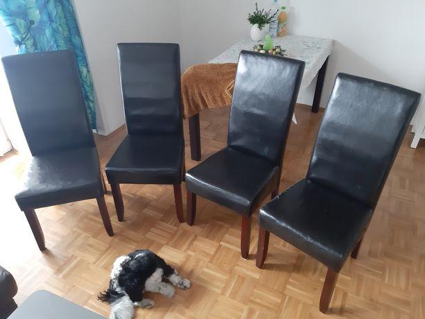 Krzesla Jysk Bakkely 4sztuki