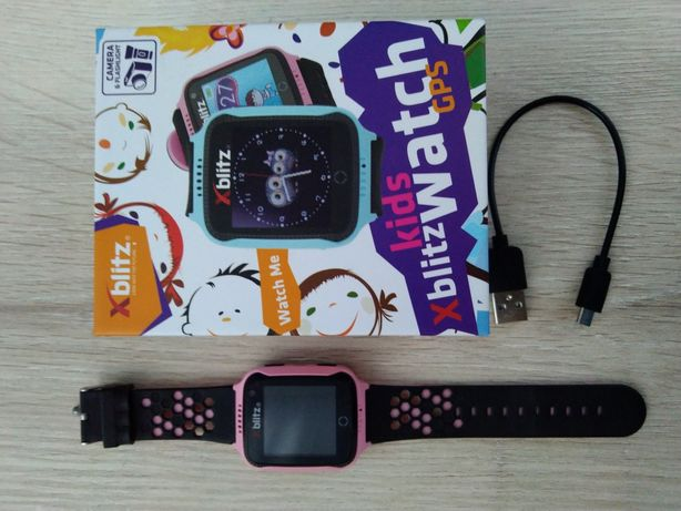 Xblitz kids watch
