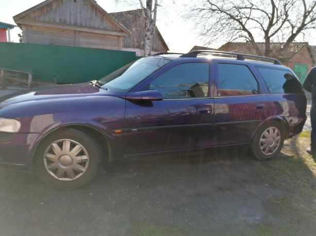 Opel vectra B CD