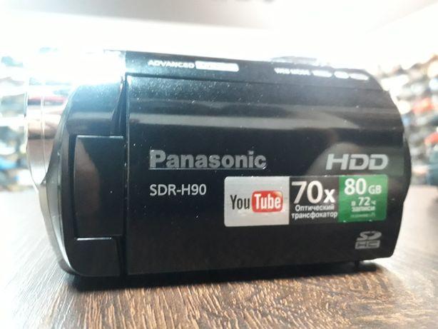 Відеокамера Panasonic sdr-h90 видео камера