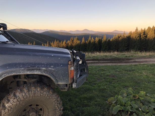 Подорожі горами (джипи, уаз, patrol, джипінг, offroad)