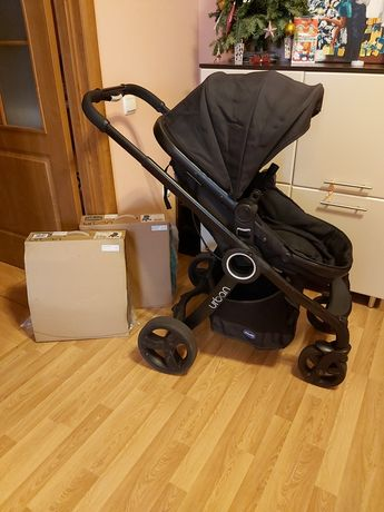 Каляска Chicco urban plus 2в1