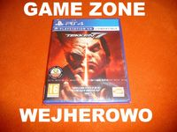 Tekken 7 PS4 + Slim + Pro = PŁYTA = Wejherowo + opcja VR