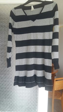 Tunika/Swetr w paski