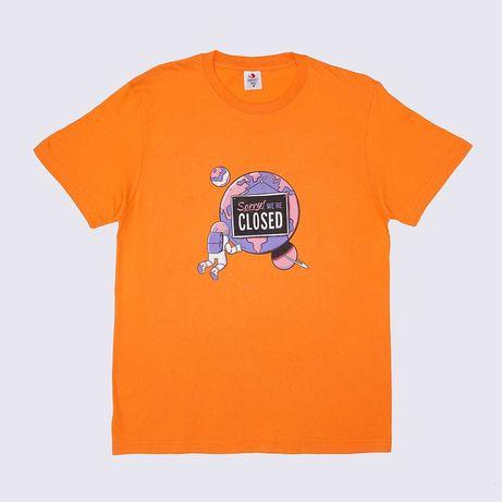 Новая футболка, хлопок, унисекс