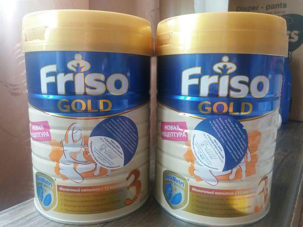 Friso Gold 3 с 12 месяцев