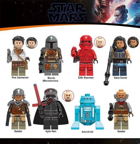 Bonecos minifiguras Star Wars nº55 (compativel com lego)