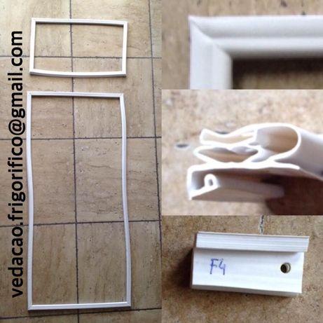 Borrachas de Vedação frigorífico para combinados