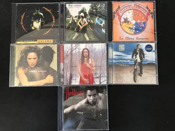 CDs Audio Originais - Diversos