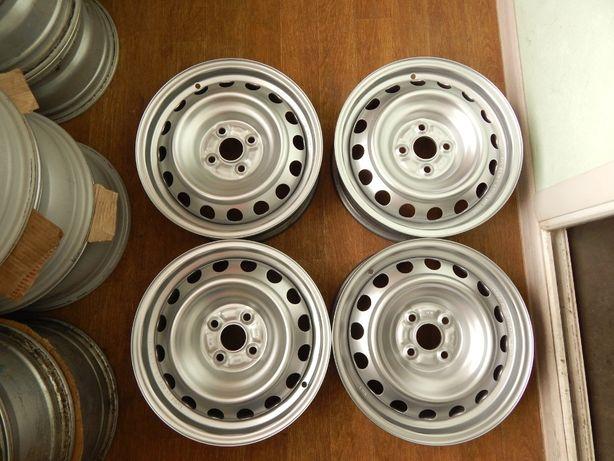 Диски 4 100 R15 Toyota Corolla, Yaris, Fielder Aqua, Porte, 5J, ET 39