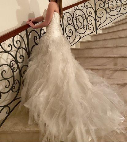 Suknia ślubna nowa nieużywana 36 S
