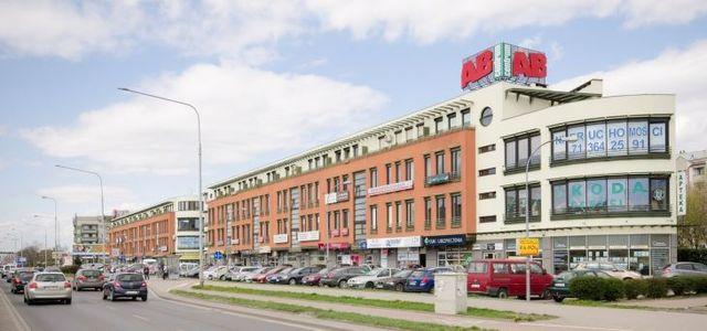 AB Centrum lokal użytkowy 105 m2 Armii Krajowej 4