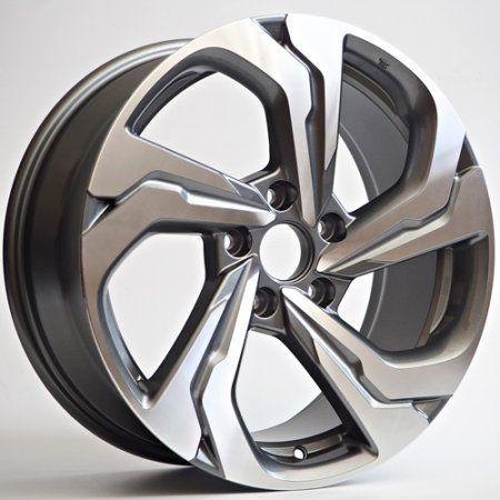 FELGI R17 5X114,3 HONDA Accord Civic CR-V CR-Z FR-V HR-V Subaru
