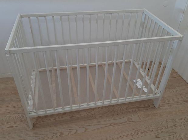 Cama de Bebê - Berço com Colchão