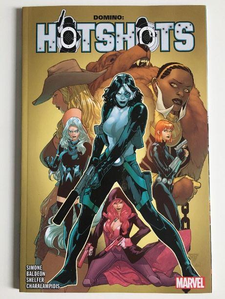 Domino Hotshots 110+ stron Akcja