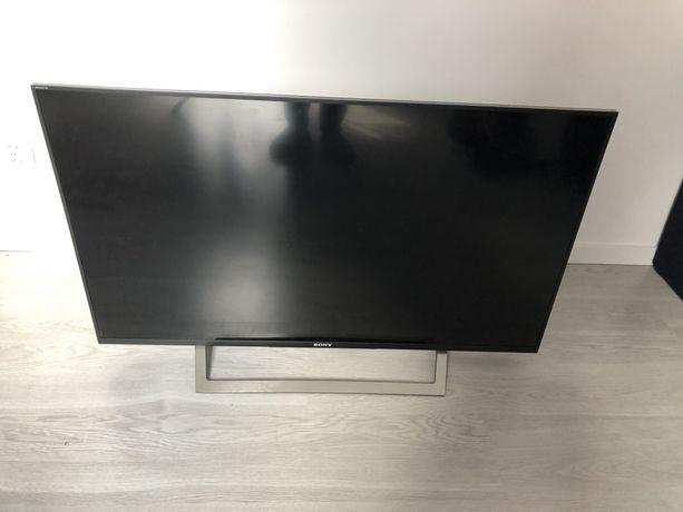 Telewizor Sony uszkodzony