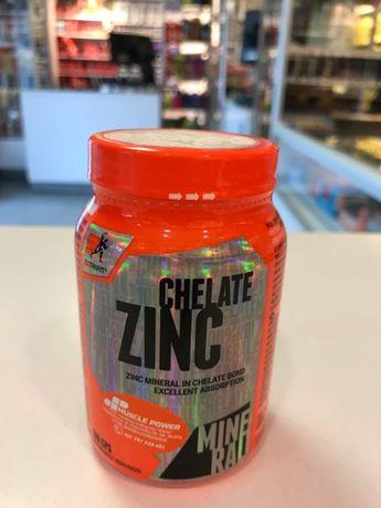 EXTRIFIT Zinc Chelate - 100caps cynk, minerały Muscle Power