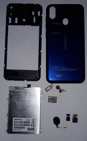 запчасти аккумулятор Ulefone S10 Pro