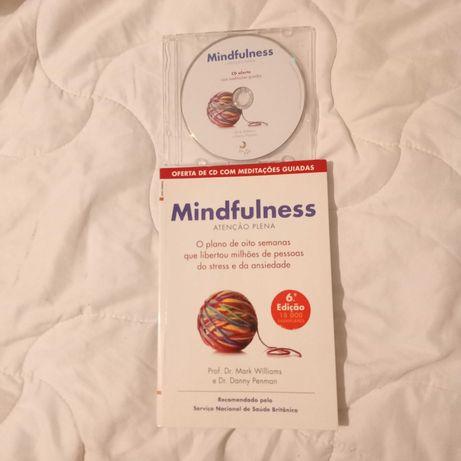 mindfulness- livro + cd