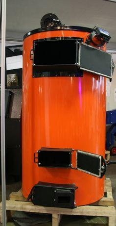 Шахтный котел сверх длительного горения Энергия до 20дней горения!!!