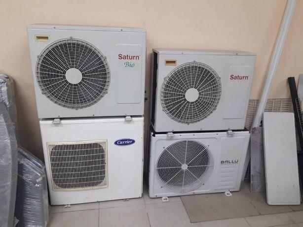 Наружные блоки кондиционеров и холод агрегаты