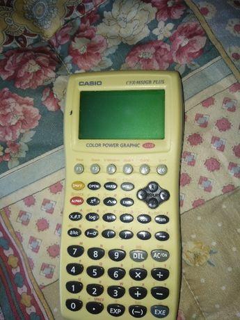 Calculadora Casio CFX plus