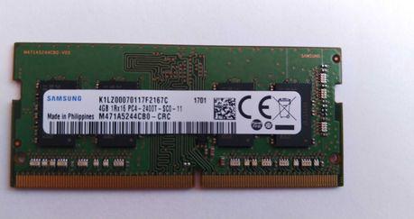 Pamięć 4GB SODIMM DDR4 PC4-2400