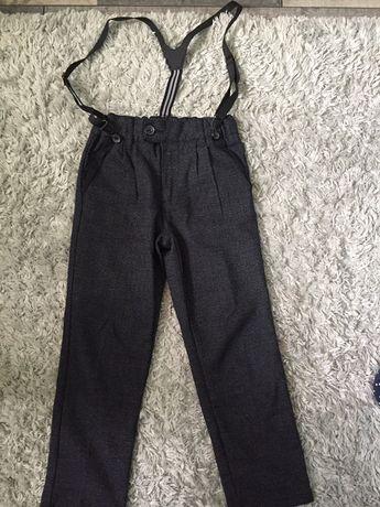 Spodnie r.116