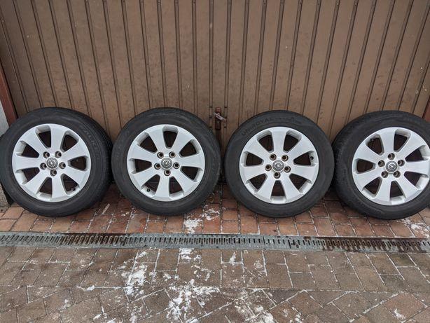 225/55/17 5x120. Opel Insignia BMW Opony + Felgi lato