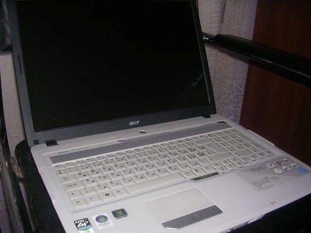 Ноутбук Aser Aspire 7520