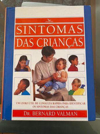 """Livro """"Sintomas das Crianças"""""""