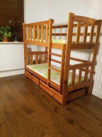 Łóżko piętrowe dziecięce