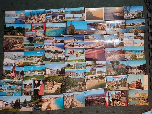 Lote 415 postais Portugueses Não Circulados