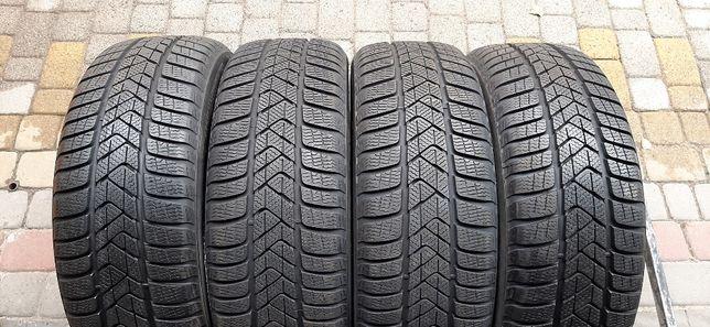 Резина зима 90%+ протектор Pirelli 205/60 R16 Sottozero 3