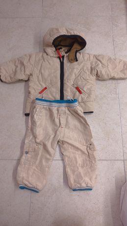 Комплект демисезонный, куртка, штаны
