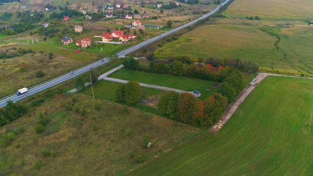 Ділянка під будівництво 6,5 км від Львова
