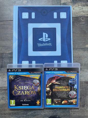 Wonderbook + gry PS3